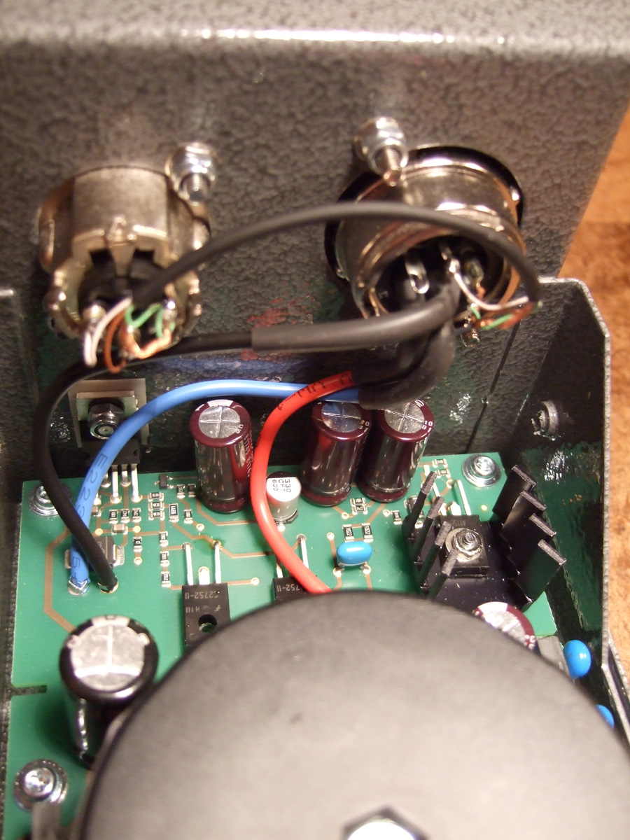 Neumann U67 Reissue Complete Tear Down And Analysis Home Network Using Electrical Wiring On Popscreen Circuit Board Layout Labeling Was Done Logically Intelligently It Took Some Engineering Brains To Make This A No Adjustment Option Supply